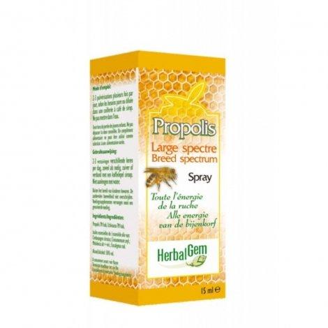 HerbalGem Propolis large spectre spray 15ml pas cher, discount