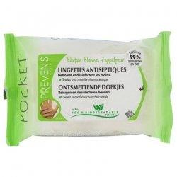 Preven's Lingette Antiseptique Pomme Sach 1x10 pas cher, discount