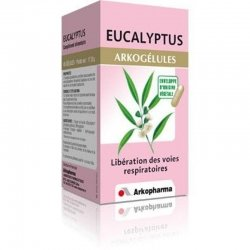 Arkogélules Eucalyptus 45 gélules pas cher, discount