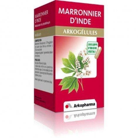Arkogélules Marronnier 150 capsules pas cher, discount