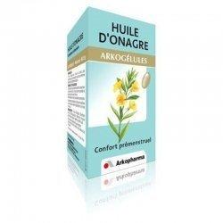 Arkogélules Huile d'onagre gélules végétales 60 pas cher, discount
