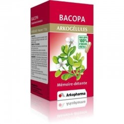 Arkogélules Bacopa 45 gélules pas cher, discount