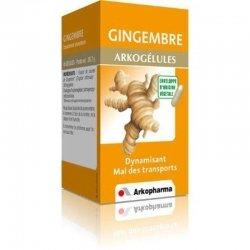 Arkogélules Gingembre 45 gélules végétales