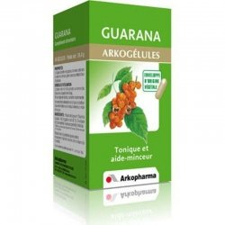 Arkogélules Guarana minceur gélules végétales 45 pas cher, discount