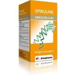 Arkogélules Spiruline végétales 45 gélules