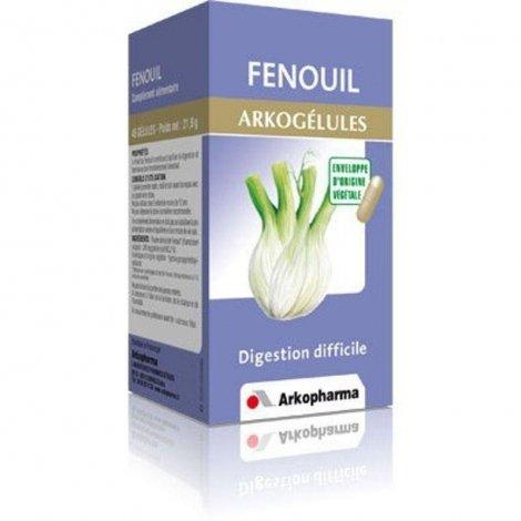 Arkogélules Fenouil 45 gélules végétales pas cher, discount