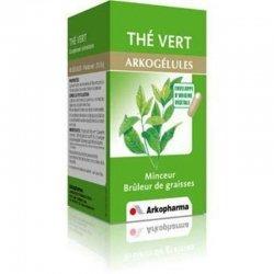 Arkogélules thé vert 45 capsules pas cher, discount