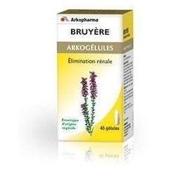 Arkogélules Bruyère végétales 45 gélules pas cher, discount