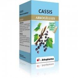Arkogélules Cassis 45 gélules végétales pas cher, discount