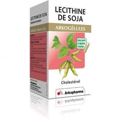 Arkogélules Lecithine de soja 150 capsules pas cher, discount