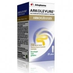 Arkogélules Arkolevure végétales 30 capsules