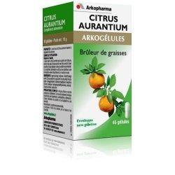 Arkogelules citrus aurantium 45caps