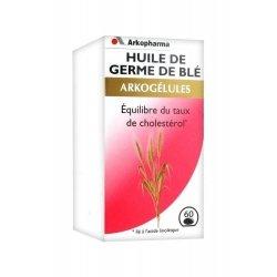 Arkogélules huile de Germe de blé 60 capsules pas cher, discount