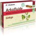 Arkofluides ginkgo bio ampoules 20x15ml