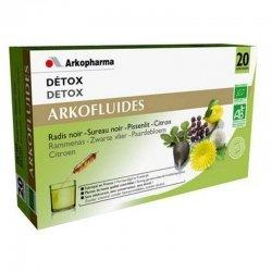 Arkofluides Detox Bio Unicadoses 10