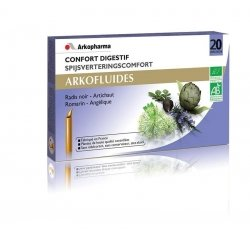 Arkofluides Digestion Bio Unicadoses 20