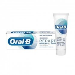 Oral B Dentifrice Gencives Email Blancheur Menthe Fraîche 75ml pas cher, discount