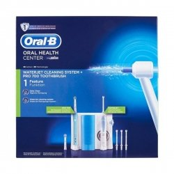 Oral-B Braun Waterjet Professional Care 700+ Hydropulseur pas cher, discount