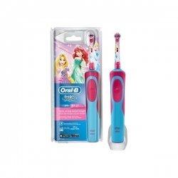 Oral-B Stages Power Brosse à Dents électrique Edition Disney Princesse à partir de 3 ans