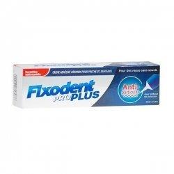Fixodent Pro Plus Adhésive Anti-Particules avec Embout de Précision 35 ml
