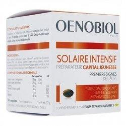 Oenobiol Solaire Intensif Capital Jeunesse/ Anti-Rides 30 Capsules pas cher, discount