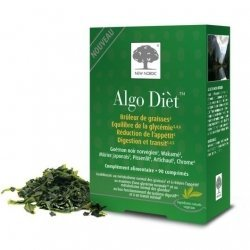 New Nordic Algo Diet Minceur x90 Comprimés