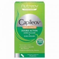 Parapharmacie : Nutreov Capileov Anti-Chute 30 Gélules