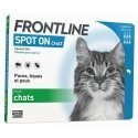 Frontline Spot On Chat 6 pipettes de 0,5ml