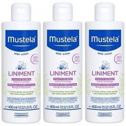 Mustela Liniment Dermo-Protecteur 2 Achetés 1 Offert 3x400 ml pas cher, discount