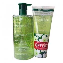 Furterer Naturia Shampooing 500ml + Shampooing 200ml offert pas cher, discount