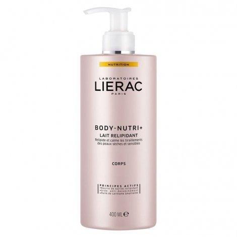 Lierac Body-Nutri+ Lait Relipidant 400ml pas cher, discount