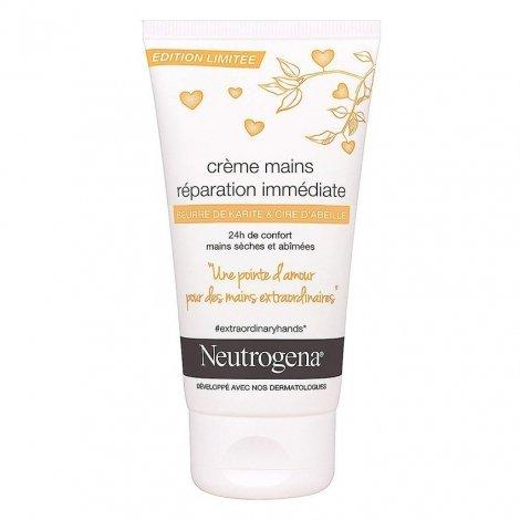 Neutrogena Crème mains réparation immédiate 75ml pas cher, discount