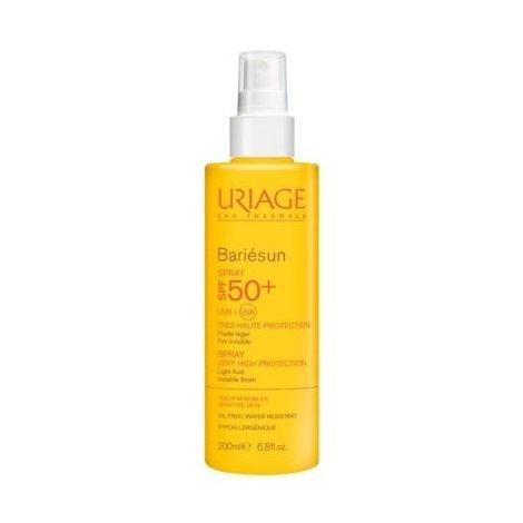 Uriage Bariésun spray enfants SPF50+ 200ml pas cher, discount
