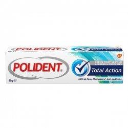Polident Total Action Crème Adhésive Appareil Dentaire 40g