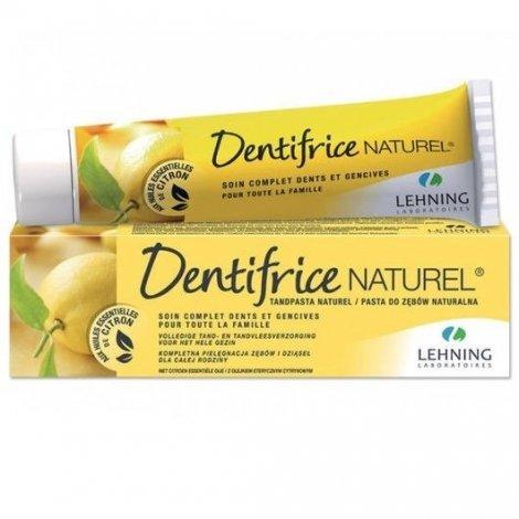 Lehning Dentifrice Naturel Soin Complet Dents Et Gencives 80g pas cher, discount
