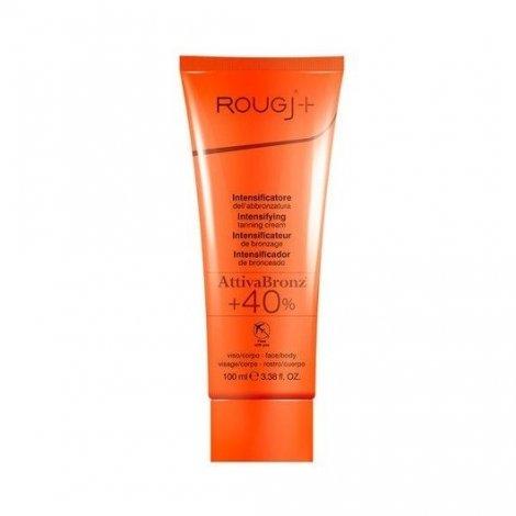 Rougj+ Attiva Bronz +40% Intensificateur Bronzage Visage Corps 100ml pas cher, discount