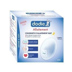 Dodie Coussinets Allaitement Nuit 30 pièces
