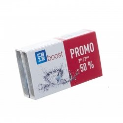 Cb12 Boost strong mint chewing gum duo 2x10 2e-50%