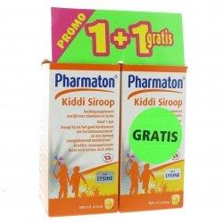 Pharmaton Kiddi Sirop 100ml Promo 1+1 GRATUIT