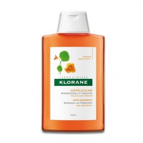 Klorane Antipelliculaire Shampooing à la Capucine 200ml pas cher, discount