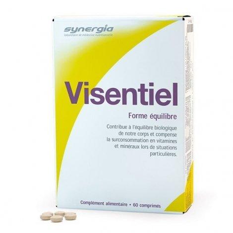 Synergia Visentiel Forme et Equilibre x60 comprimés pas cher, discount