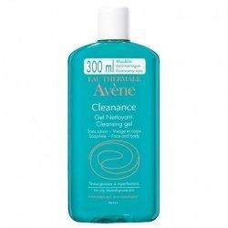 Avene cleanance gel nettoyant 300ml pas cher, discount