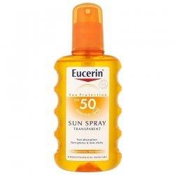 Eucerin Sun Spray Transparent SPF 50 200 ml