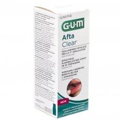 Gum Aftaclear Bain Bouche 120ml pas cher, discount