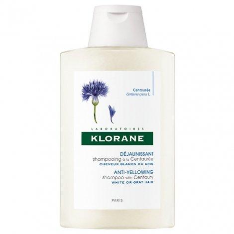 Klorane Shampooing à la Centaurée 200 ml pas cher, discount