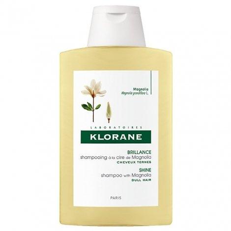 Klorane Shampooing à la cire de Magnolia 200ml pas cher, discount