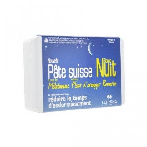 Lehning Pâte Suisse Bonne Nuit x40 Pastilles pas cher, discount