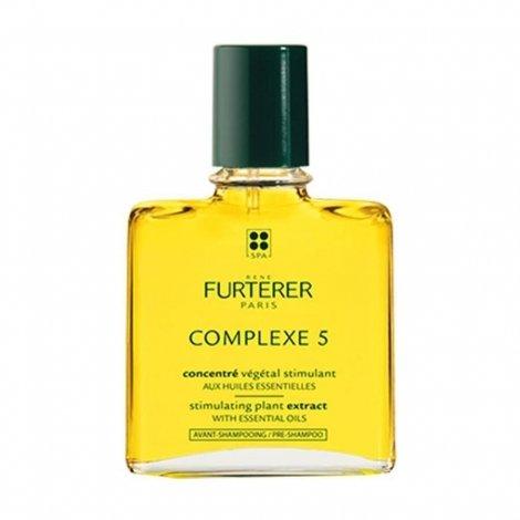 Furterer Complexe 5 Concentré Végétal Stimulant 50ml pas cher, discount