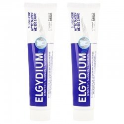 Elgydium Pack Dentifrice Blancheur 2x75ml