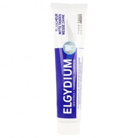Elgydium Dentifrice Blancheur 75 Ml pas cher, discount